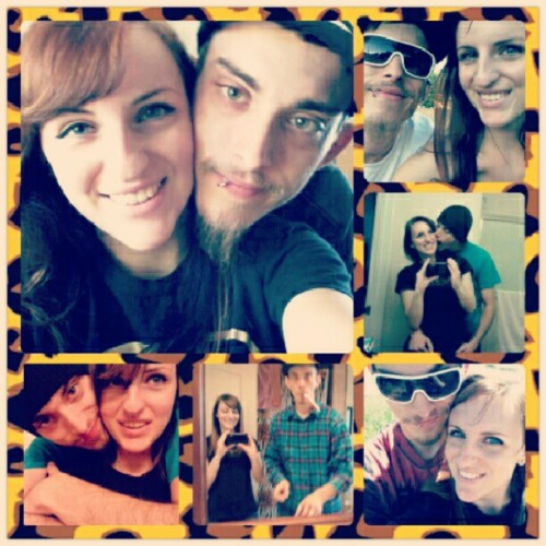 I'm so excited about living with him =]] (Taken with Instagram)