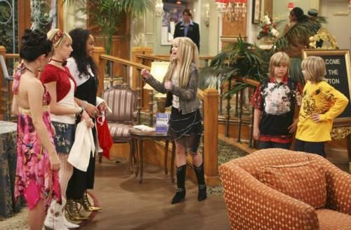 Remember when that's so raven, hannah montana, and the suite life of zack and cody did a mashup episode and it was the most exciting thing that had ever happened to you.