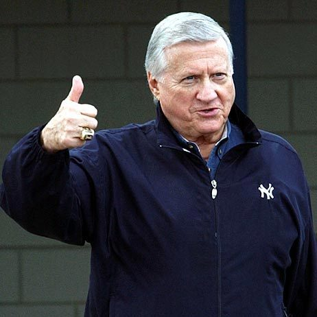 R.I.P. George Steinbrenner. Best Sports Owner EVER. Go NY Yankees. Never Forget.