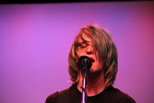 Tom Milsom at the San Francisco stop of the Exceptionally Ordinary Tour   By DigitalCable on flickr  Photos taken on June 24, 2012 using a Canon EOS REBEL T2i.More on flickr