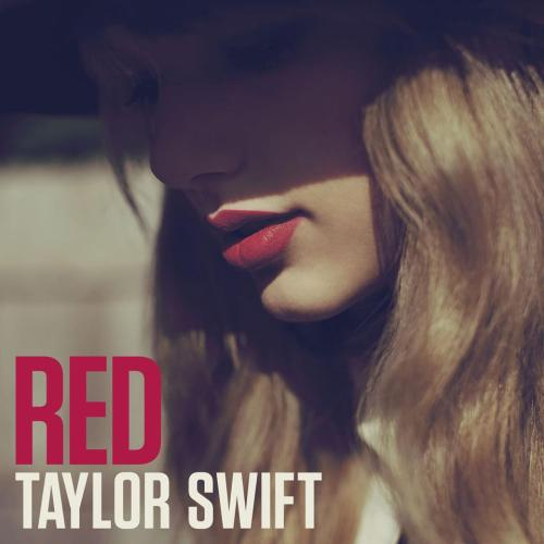 "What do you think of the cover for Taylor Swift's new ""Red"" album? She also announced her first single! Read more."