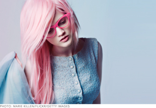 Our obsession with rainbow hair started earlier than you think! Take a trip down memory lane as we recall our favorite hair color products from our childhood and teen years.