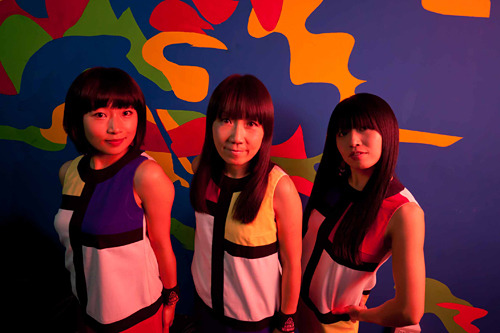 Cannot wait to see Shonen Knife tonight!