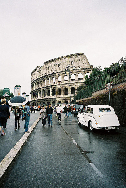 Colosseo by *Bang Bang Boy* on Flickr.