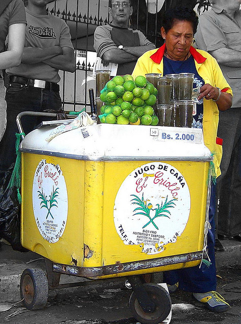 Jugo de caña by ruurmo on Flickr.#Caracas | #Photography