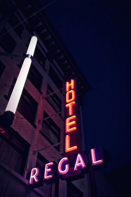 the-hustle:  neon by glassghost on Flickr.