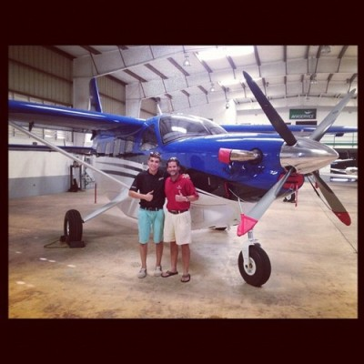 My new toy! Quest Kodiak! #plane #wealth #summer #livin #fun #pilot #flying by andresmorales153