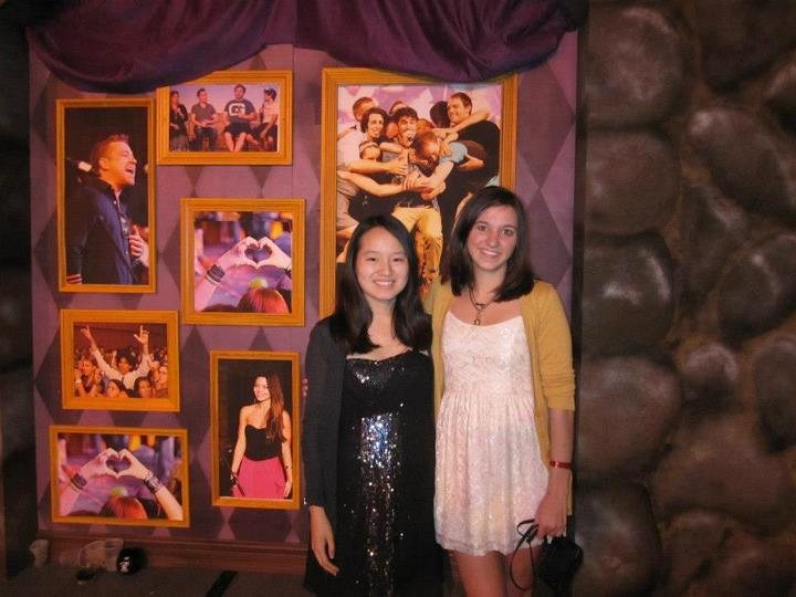 Tori and I after the Esther Earl Rocking Charity Ball. <3 Credit to Tori for the picture. I am bad about taking pictures.