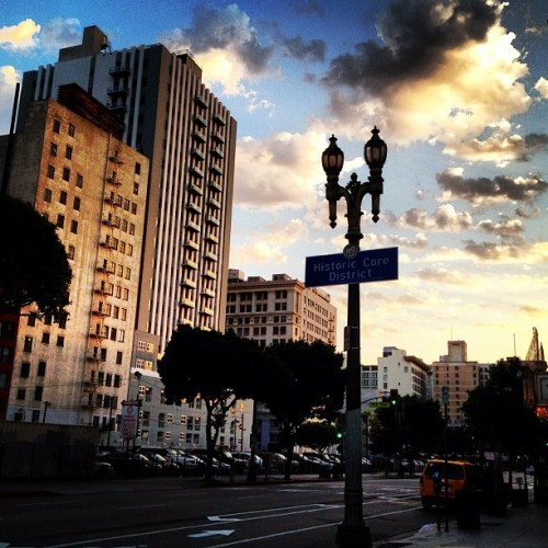 Good Morning LA. (Taken with Instagram)