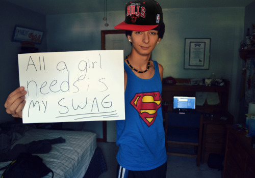 > All a Girl Needs Is My SWAG - Photo posted in Wild videos, news, and other media | Sign in and leave a comment below!