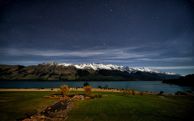 Lake Wakatipu, Queenstown, New Zealand by Dominic Kamp  You are what you believe yourself to be. - Paulo Coelho