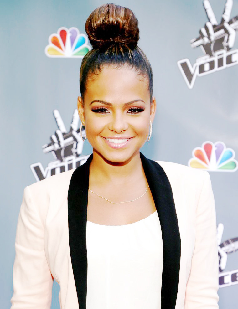 prettygirlseverywherewego:  Christina Milian