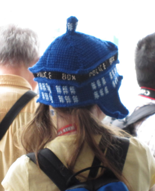 Tardis hat. WANT