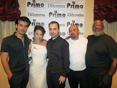 Dilemma Movie Premiere