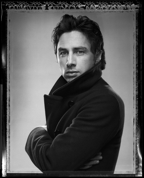 heaavyhearted:  8. Zach Braff