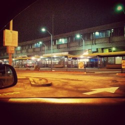 Late night bart gf after work pick-up 🚄🚅 #bart #bayarea #latenight #workflow  (Taken with Instagram at El Cerrito del Norte BART (Baylink 80))