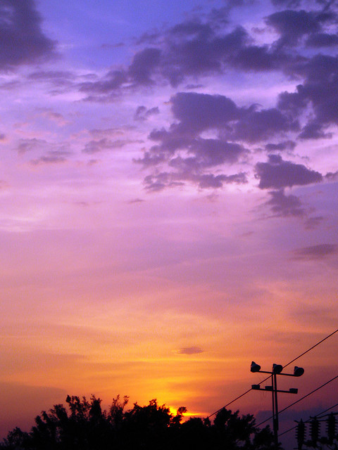 i could be violet sky :) by /che_vere on Flickr.