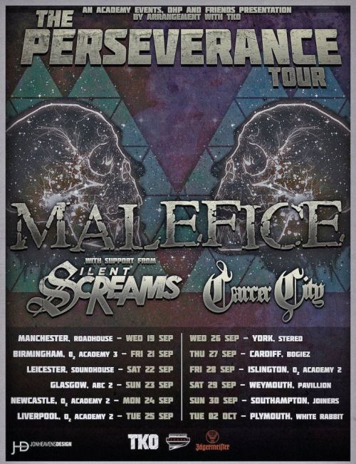 Don't forget to catch us on tour this September!!!