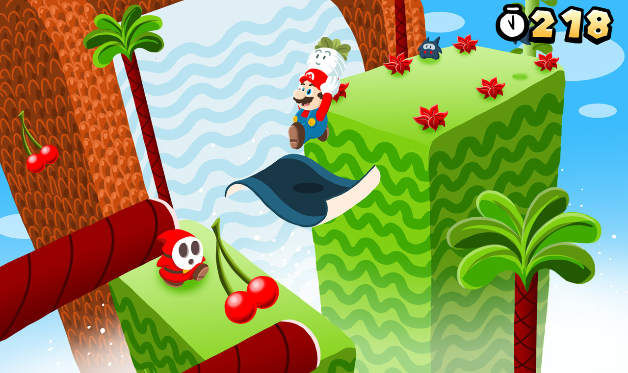 Super Mario 3D Land 2: Mario Madness