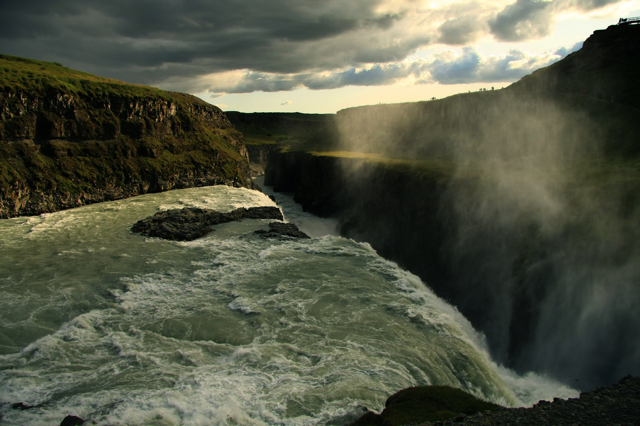 Iceland 2009 - Gulfoss by ~BayuEntertainment