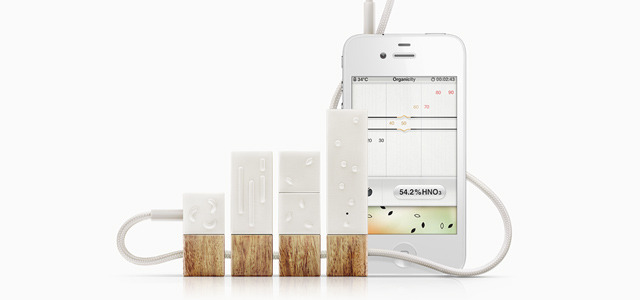 App and sensor modules let consumers see if their food is organic For consumers making the choice to buy organic foods, often at a markup, it can be difficult for them to know for sure that what they are getting is the real deal. A new app and iPhone accessory kit, Lapka, is offering a solution to that problem, enabling people to test the 'organicity' of their food at home. READ MORE…