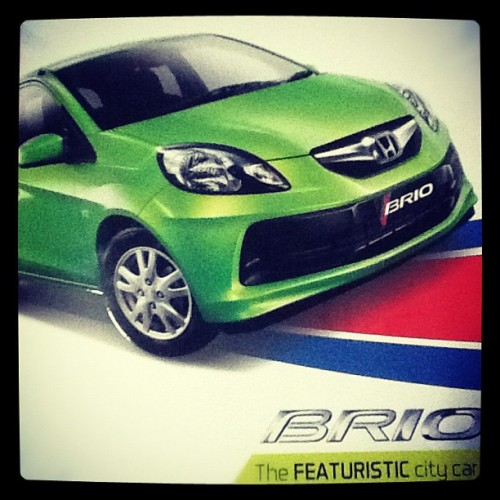 Soon to be my car *amin* #car #green #dream #hope (Taken with Instagram)