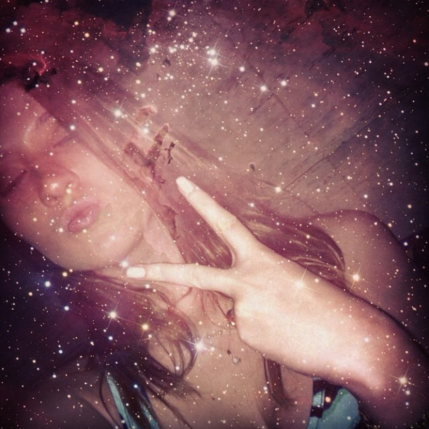 In the sky with diamonds :) (Publicado com o Instagram)
