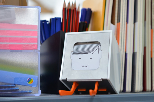 thisistheverge:  Paper lives: Little Printer and the rebirth of the hard copy Inside the company that makes your life front page news, and the soulful gadget it designed to do the job  Well, hello there, little fella.