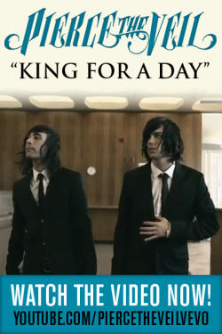 #KingForADay #PierceTheVeil