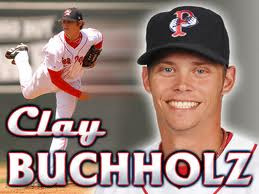 Happy Birthday: Clay Buchholz  August 14, 1984 - Clayton Daniel Buchholz is an American professional baseball pitcher with the Boston Red Sox of Major League Baseball. A 2010 All-Star, Clay Buchholz has been a pitcher for the Boston Red Sox since his debut in the 2007 season. In his third major league start, Buchholz threw a no-hitter against the Baltimore Orioles at Fenway Park.  keepinitrealsports.tumblr.com  pinterest.com/mysterkeepinit  keepinitrealsports.wordpress.com  facebook.com/pages/KeepinitRealSports/250933458354216  Mobile- m.keepinitrealsports.com
