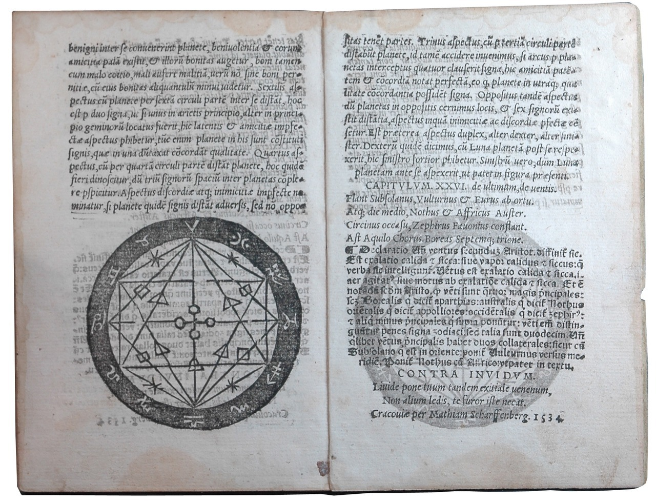 "Early Polish Printing pt 2: A summary of the ""Computus"" or the calculation by which the date of Easter Sunday is determined i.e. the means to find the date of the first full moon after the vernal equinox. A popular publication in Cracow issued by the major printing houses of the early 16th century, beginning with Jan Haller and Florian Ungler's editions in 1522. This one was published by Mathiam Scharffenberg in 1534."