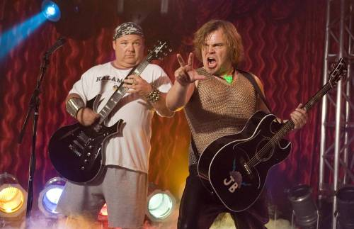 misterhulot:  Tenacious D in The Pick of Destiny (2006)