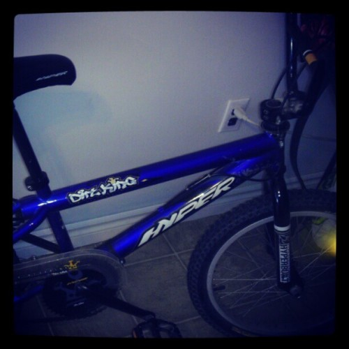 biking later! #biking #king #dirt #jumps #bmx #bestsport #love #moment #number1 #fox #blue #dirtbike #dirtbiking #adventures #ha #follow4follow (Taken with Instagram)