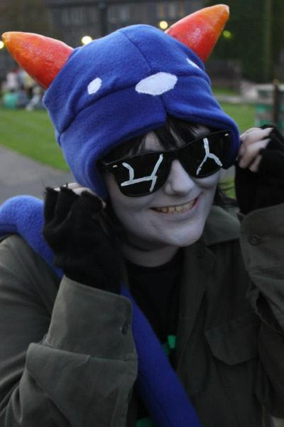 Coolcats don't do Uguu. Nepeta | Photo: LittleGeeky