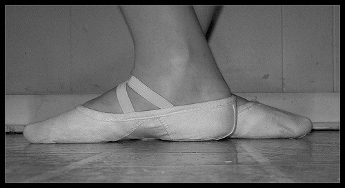 1directionsballerina:  30 Day Ballet Photo Challange Day 3. Third Position