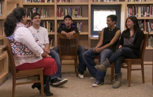 Documentary Follows Native Students Learning and Preserving Tewa Language - ICTMN.com)