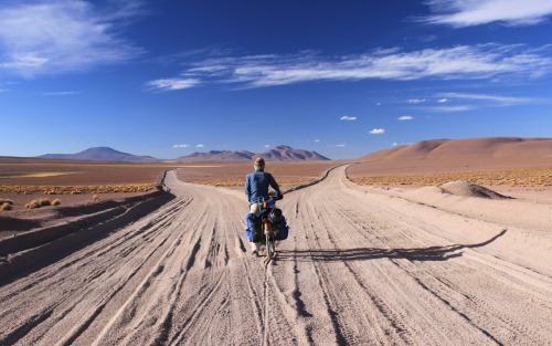 patagonia:  Cycling across the Altiplano, Bolivia