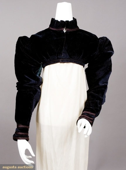omgthatdress:  Spencer  1815 Augusta Auctions
