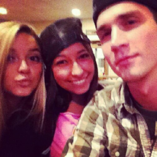 Yeah we good looking, nbd. @zzzpal @jreed649 #drinks #bar #friendtime   (Taken with Instagram)