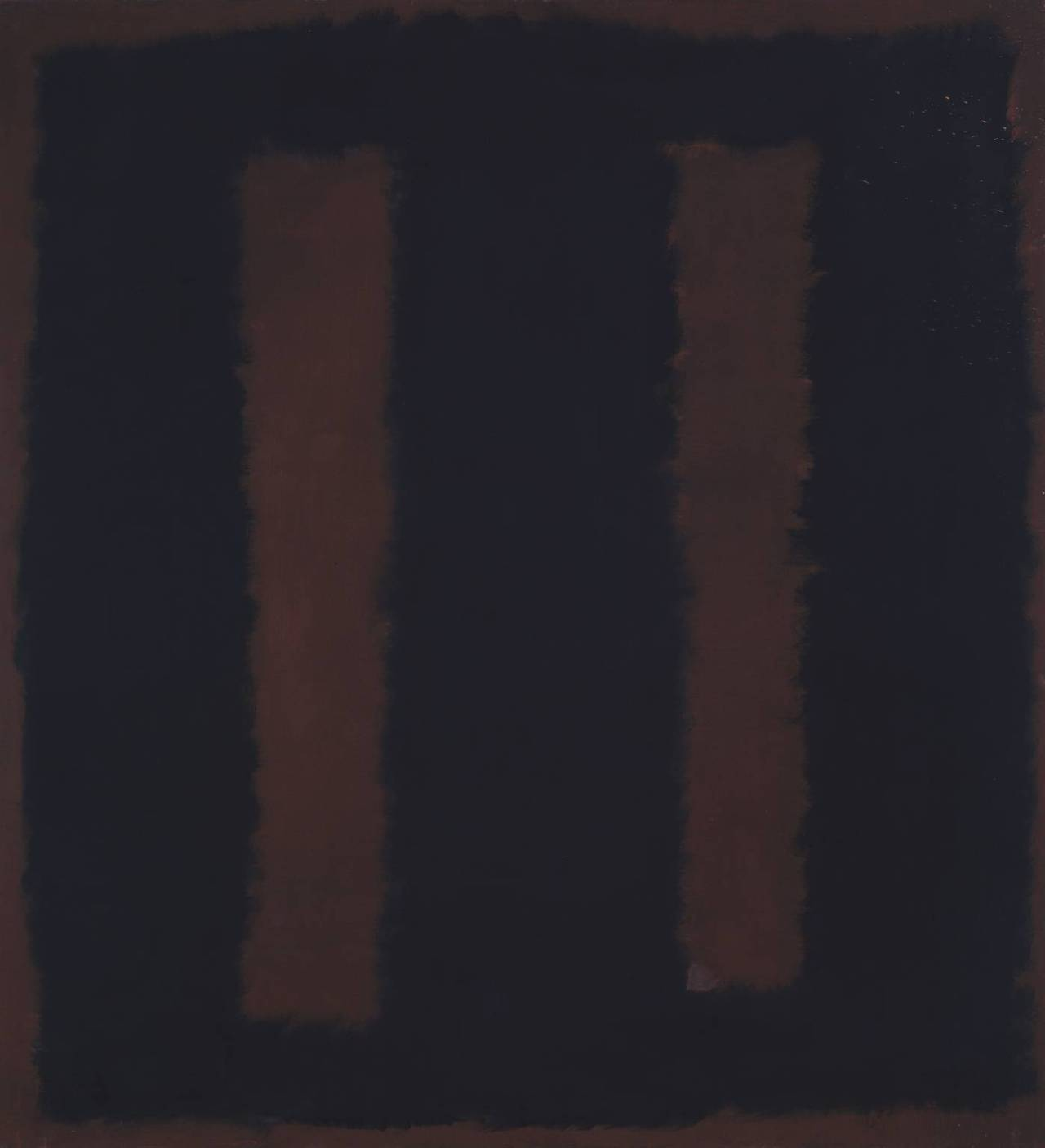 Mark Rothko, Black on Maroon 1958 © Kate Rothko Prizel and Christopher Rothko/DACS 1998