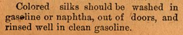 Preferably by candlelight.   ~ Sloan's Cook Book and Advice to Housekeepers, 1905via Duke University Library