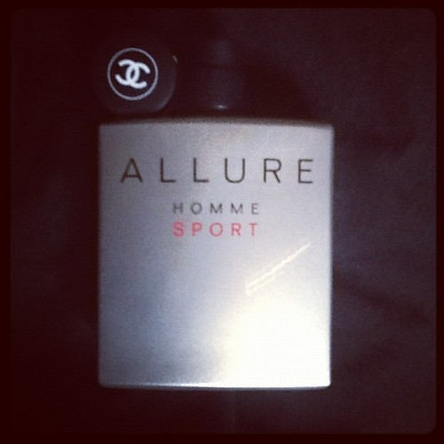 I'm in love with this scent. #chanel  (Taken with Instagram)