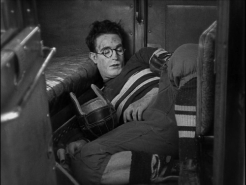 Harold Lloyd in The Freshman (1925)