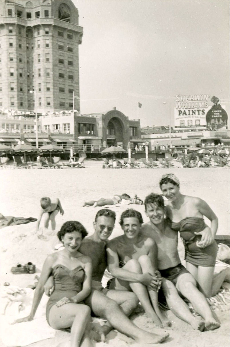 ATLANTIC CITY 1950