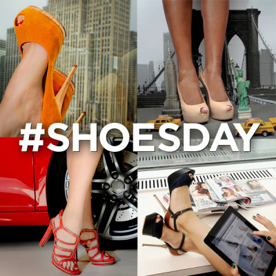 10022-shoe:  Happy #ShoesDay! Share your love of shoes by tagging #Saks and #ShoesDay!