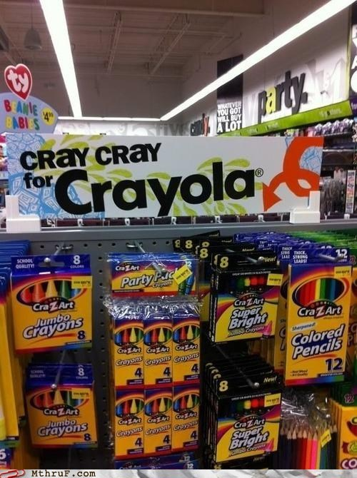 Crayola: so street
