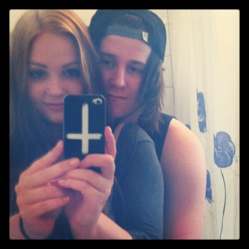 engelbrektsson:  6 months with my boyfriend! <3I love you so damn much Max :****   Love this pic. <3