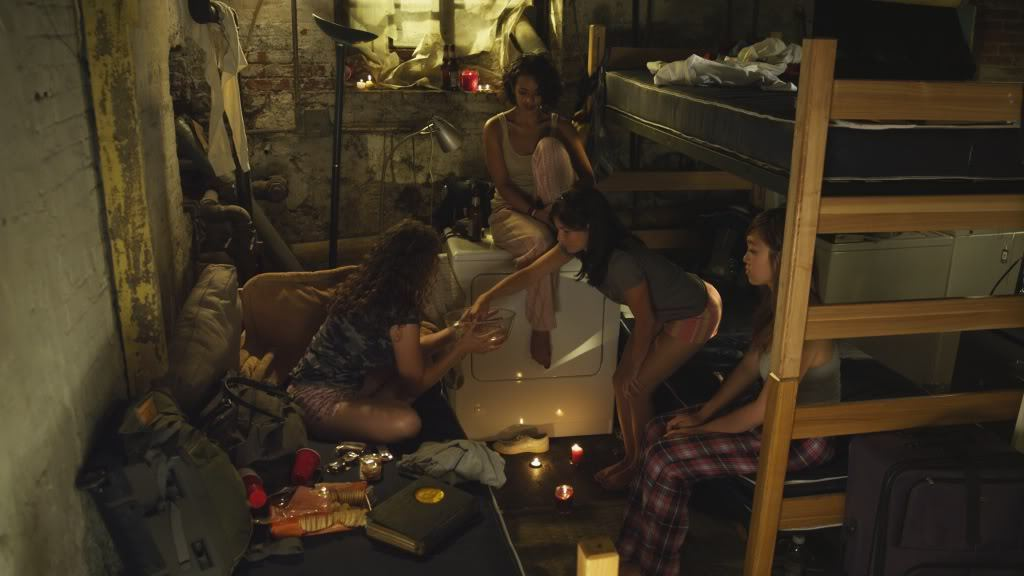 Looks like freshman housing. Check out the Alpha Girls trailer here!