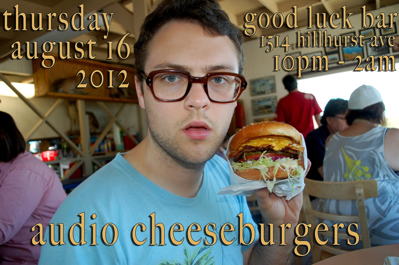 audiocheeseburgers:  Is Global Warming real?!   This Thursday we find the answer.