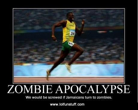 collegehumor:  If Jamaicans Turned Into Zombies